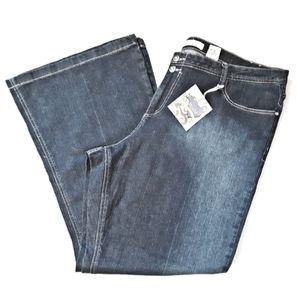 Mudd Jeans Jewel Button Jeans 24 Plus Size